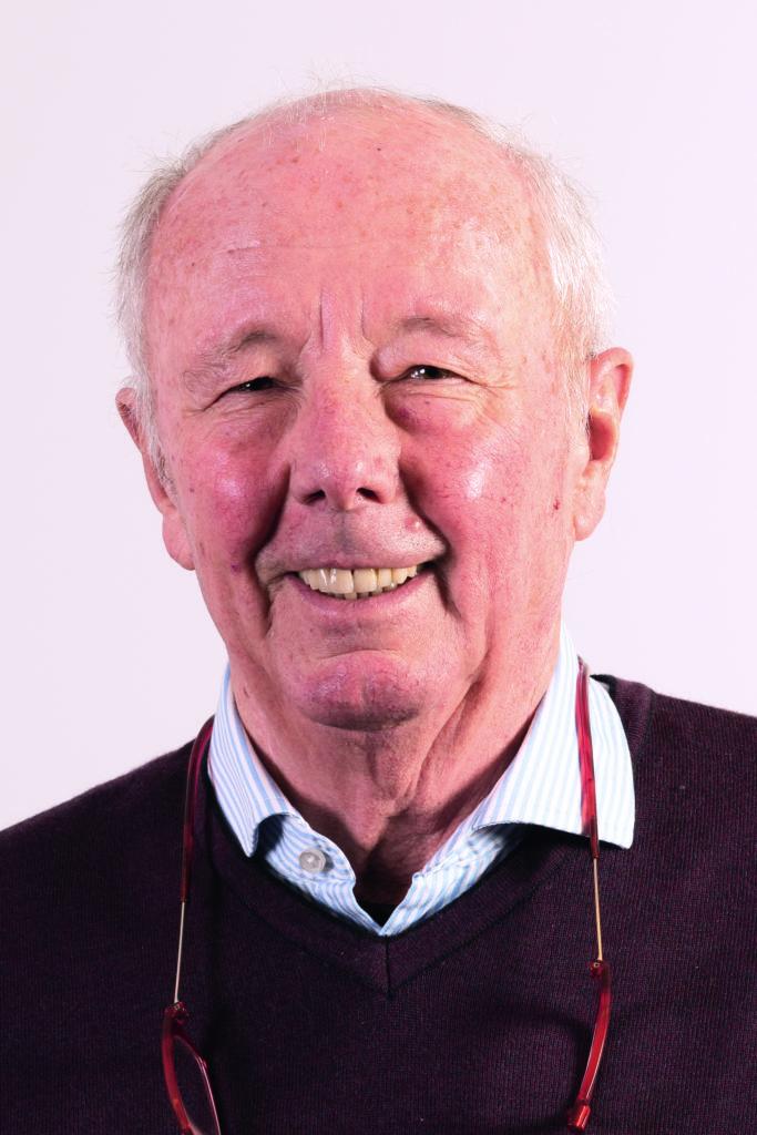 23. Günther Spielberger